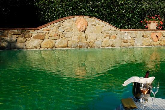 Locanda del Molino: piscina