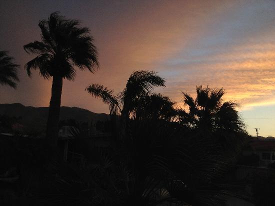 The Spring  Resort & Spa: sunset