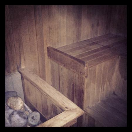 The Spring  Resort & Spa: sauna