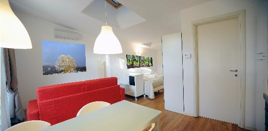 La Maison del Capestrano: Pescara monolocale