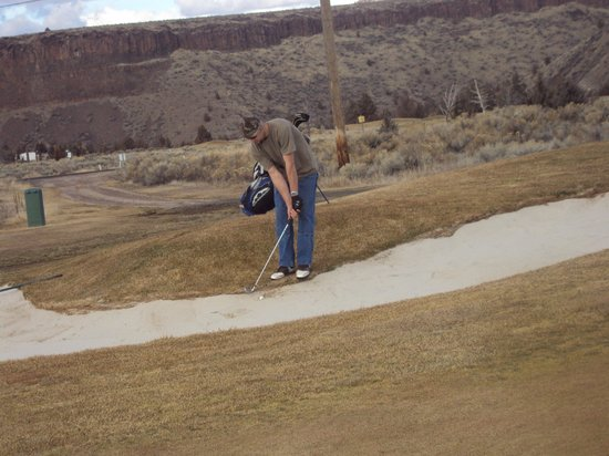Crooked River Ranch Golf Course