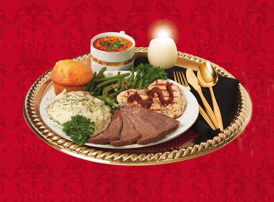 Yakov's Dinner Adventure
