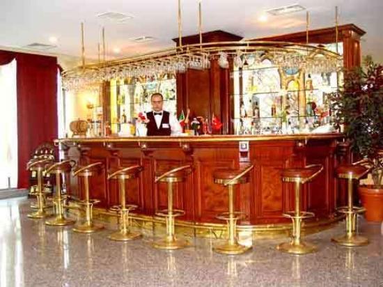 Grand Medya Hotel Istanbul: Bar