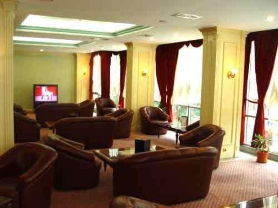 Grand Medya Hotel Istanbul: Lounge