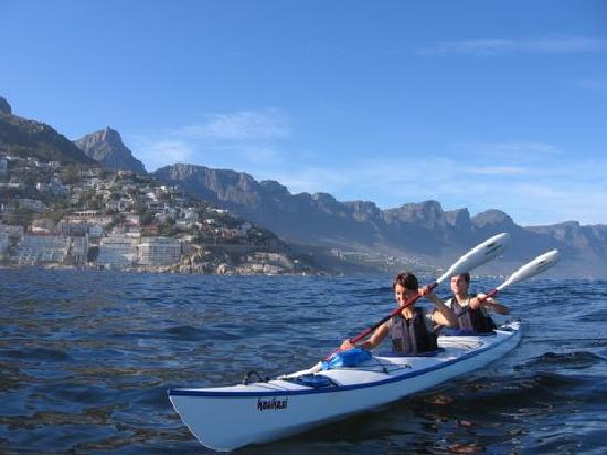 Kaskazi Kayaks & Adventures: Twelve Apostles, Cape Town
