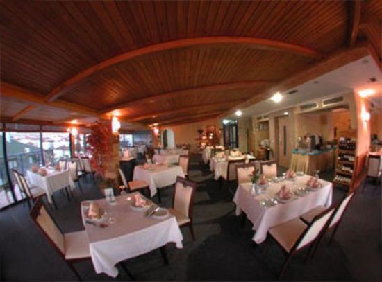 Elite Hotel Kucukyali: Restaurant