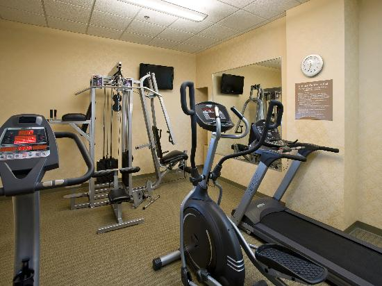 Best Western Plus Philadelphia Airport South at Widener University: Fitness Center