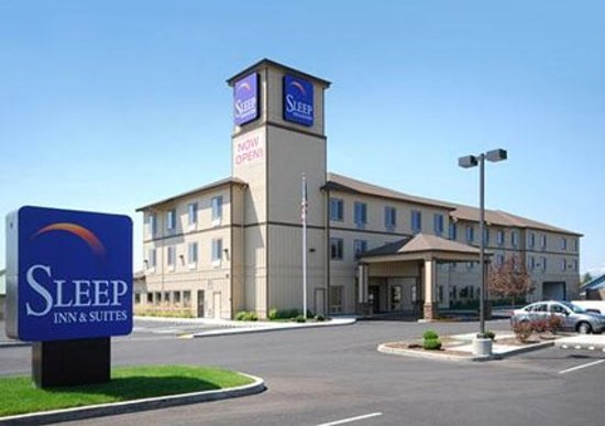‪سليب إن آند سويتس: Sleep Inn & Suites - Redmond, OR‬