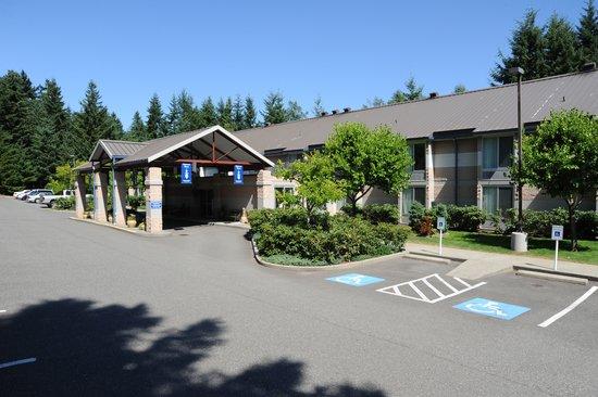 Navy Lodge Bangor Silverdale, WA