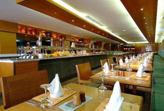 Preluna Hotel & Spa : Restaurant