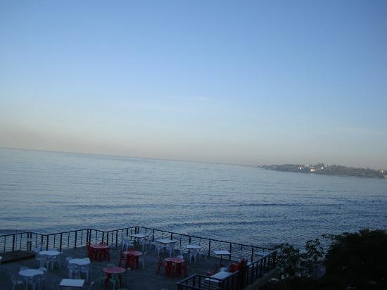 sea and sky hotel 39 s saving grace picture of sea and sky. Black Bedroom Furniture Sets. Home Design Ideas