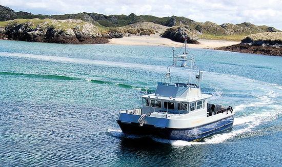 The Brazen Hussy Charter Boat