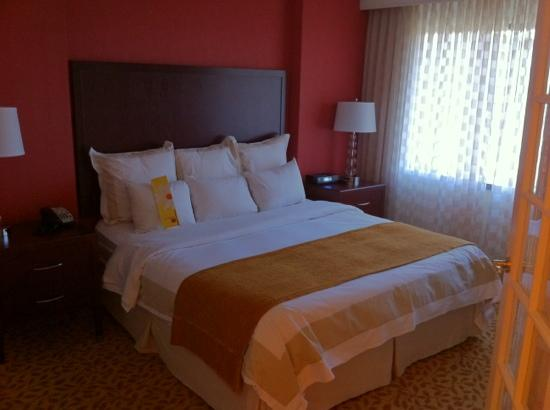 Bethesda Marriott Suites: room 1026