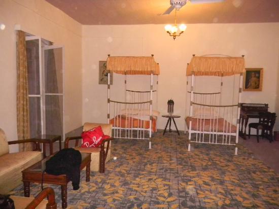 Gondal, Indien: My bedroom