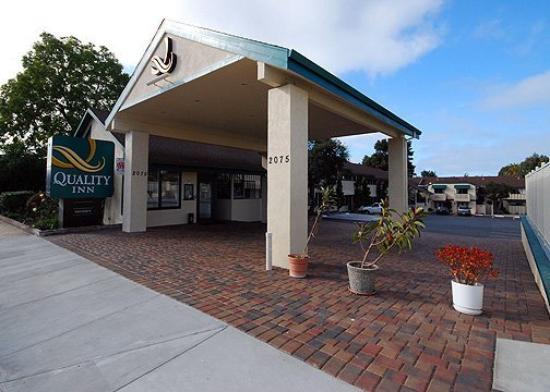 Quality Inn Monterey - Fremont Street