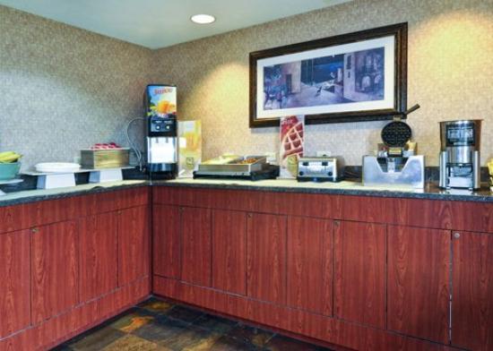 Quality Inn & Suites : MIBreakfast