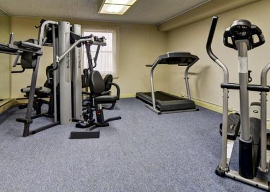 Quality Inn & Suites: MIFitness