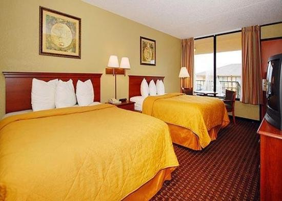 Quality Inn On the Strip: Guest Room