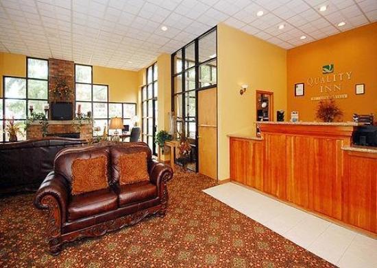 Quality Inn On the Strip: Lobby