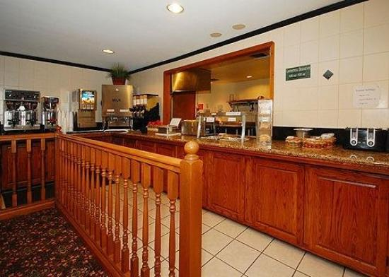 Quality Inn On the Strip: Restaurant