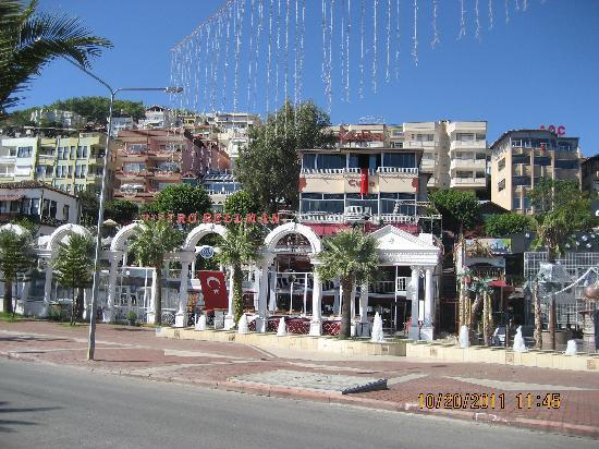 Alanya, Turkey: Bistro Belman
