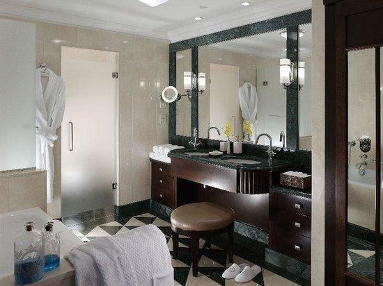 Esplanade Zagreb Hotel Bathroom
