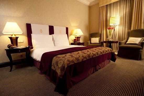 Esplanade Zagreb Hotel Superior Room