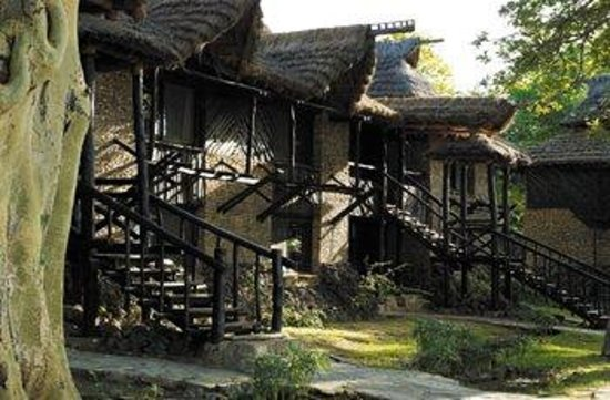 Sarova Shaba Game Lodge: Exterior View