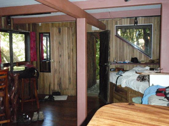 TreeTop House: our room