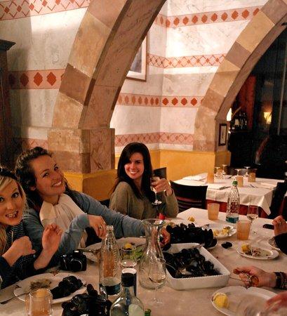Ristorante Moresco : SO MUCH FOOD!