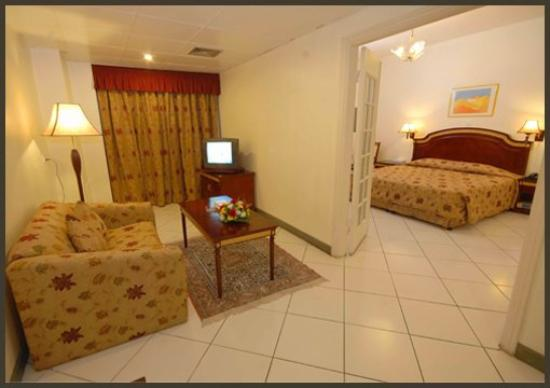 Nihal Hotel: King Size Room/Family room