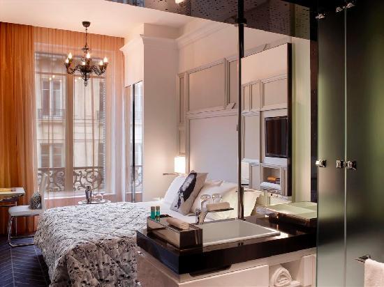 W Paris - Opera : Guest room