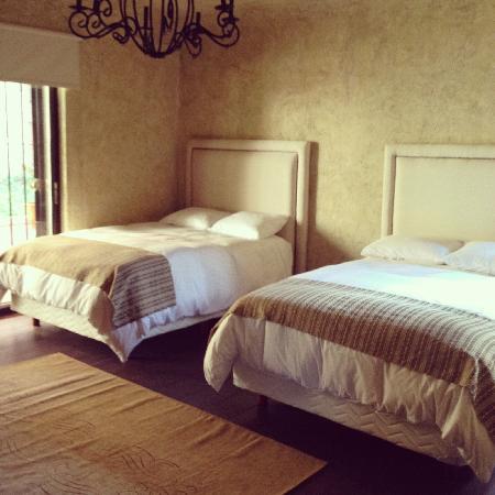 Casa Santa Ines : Double bedroom