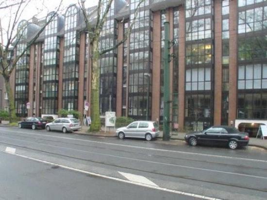 Apartment World Dusseldorf: Exterior
