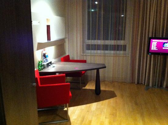 Mercure Warsaw Grand: Bureau