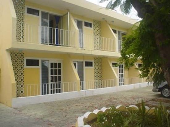 Hotel Cotty: Exterior View