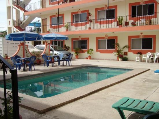 Hotel Suites Las Nereidas: Pool