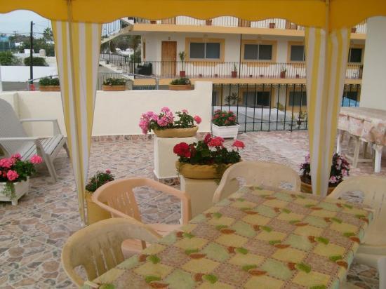 Hotel Suites Las Nereidas: Interior