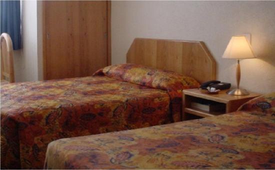 Plaza Morelos: Double room