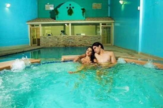El Cason Hotel and Suites : Pool