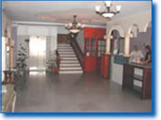 Hotel Via Espana: Interior