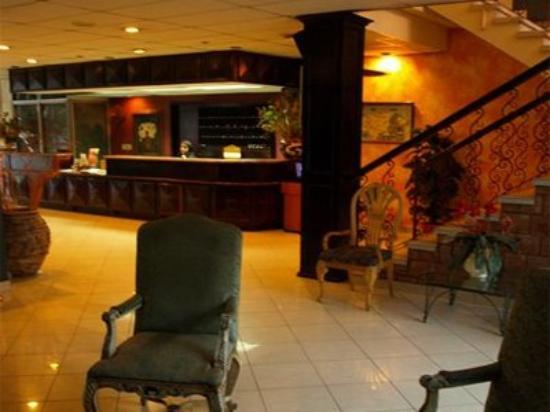 Gran Hotel Paris: Interior