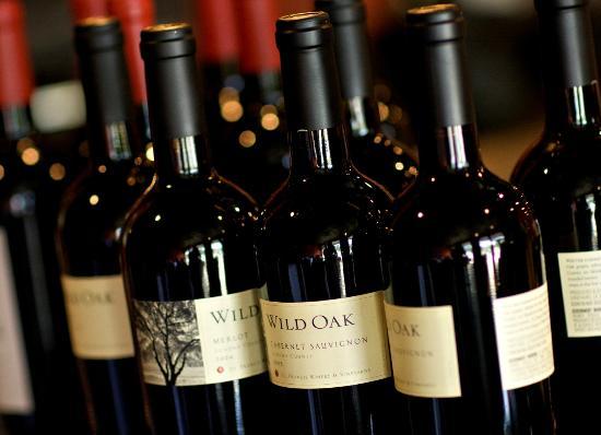 Alodia's: Wine