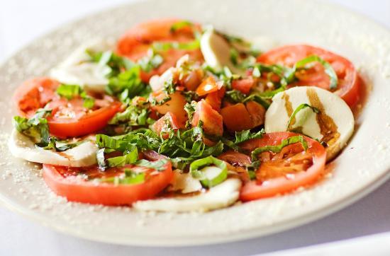 Alodia's: Caprese Salad