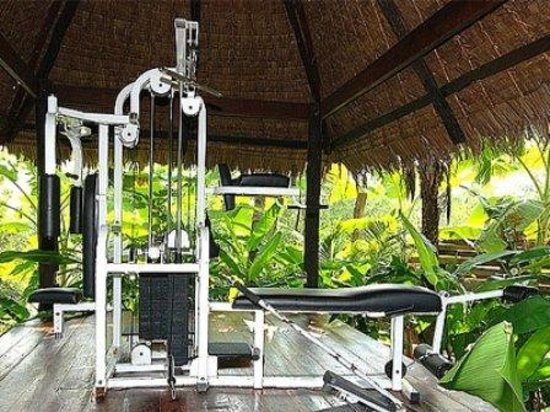 The Spa Resort Koh Chang: Small yet functional fitness
