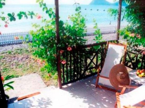 Picard Beach Cottages : Exterior