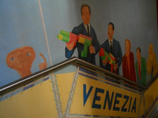 Venezia: Parete delle Scale