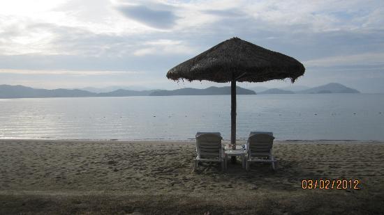Vivanta by Taj Rebak Island, Langkawi: View from the beach