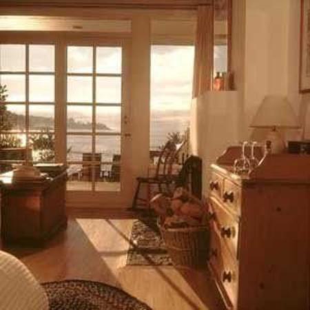 Sooke Harbour House: Guest Room