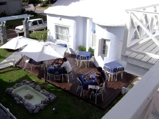 Desayuno Hosteria & Apart Hotel Mykonos